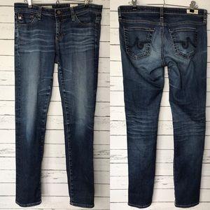 AG The Stilt Cigarette Leg Jeans